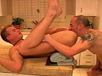 Hung House Husbands - Sc 5