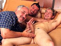 Brad Star and Eduardo plus Jake