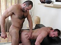 Arpad Miklos and Devin Draz