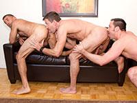 Anthony Todd, Matt Sizemore and Ben Venido