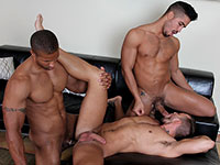 Robert Axel, Jessie Colter and Trey Turner