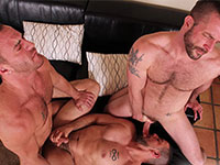 Morgan Black, Dominic Sol and Steve Vex