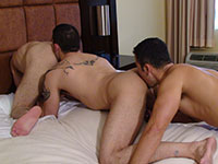 Sage Daniels, Dominik Rider and Kasey Anthony