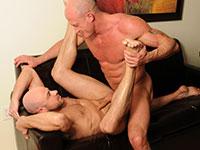Jake Norris and Ben Statham
