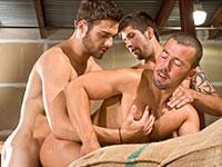 Tommy Defendi, Jake Austin & Dominik Rider