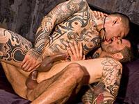 Alexsander Freitas and Damian Dragon
