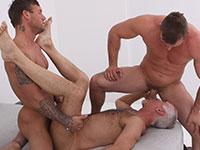 Bo Dean, Devin Draz and Jake