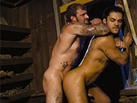 Damian Rios and Ricky Sinz